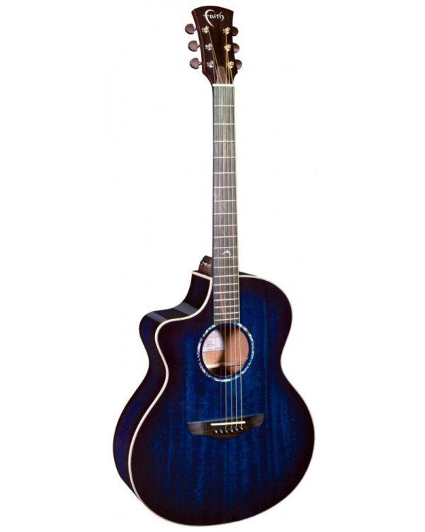 Faith Blue Moon Venus Lefthand Electro Acoustic Guitar