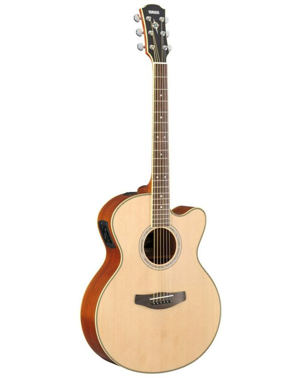 Yamaha CPX700II Electro Acoustic Guitar, Natural