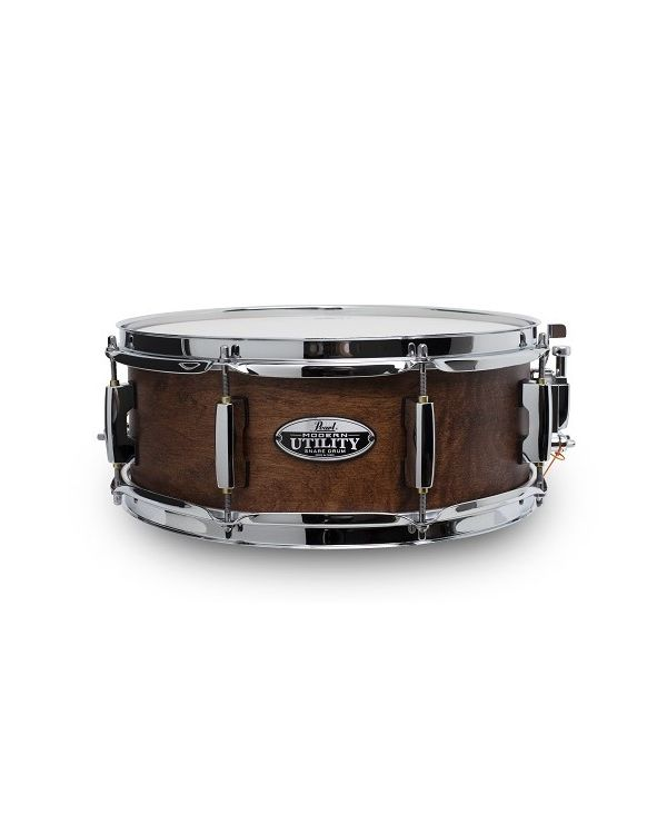 Pearl Modern Utility Maple 13x5 Snare Drum, Bay Stallion
