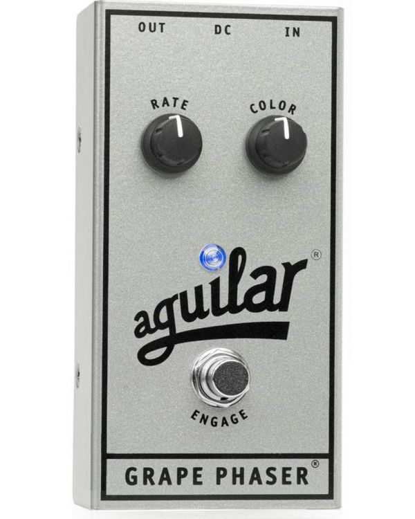 Aguilar Grape Phaser 25th Anniversary Edition Phase Pedal