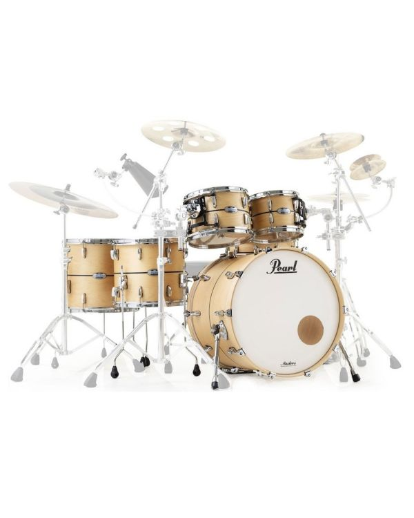 "Pearl Masters MCT LTD Edition 22"" 5-Piece Shell Pack in Maple Echelon"
