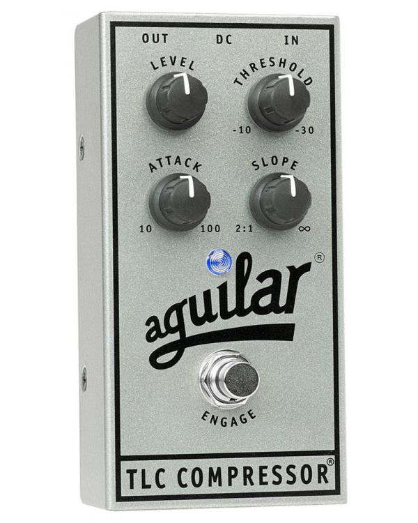 Aguilar TLC 25th Anniversary Edition Bass Compressor Pedal