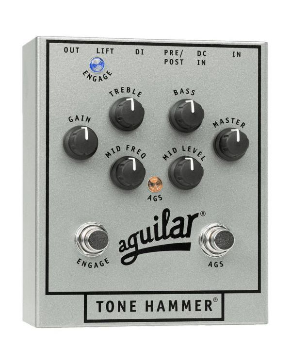 Aguilar Tone Hammer 25th Anniversary Edition Bass Preamp