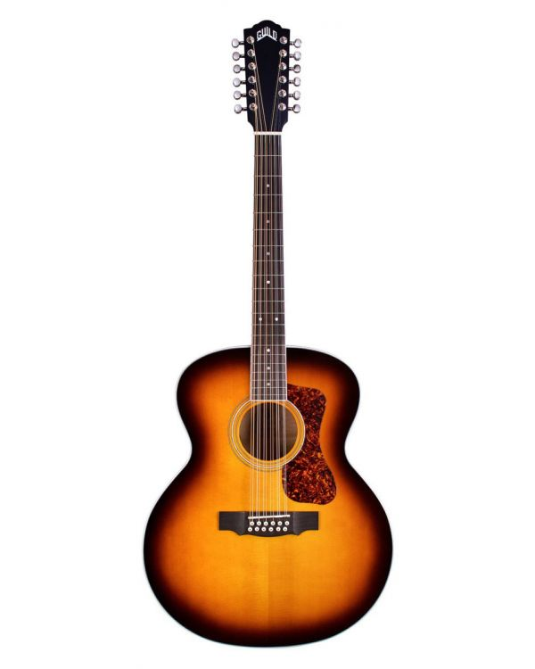 Guild F-2512E Deluxe Westerly 12-String Electro-Acoustic Antique Sunburst