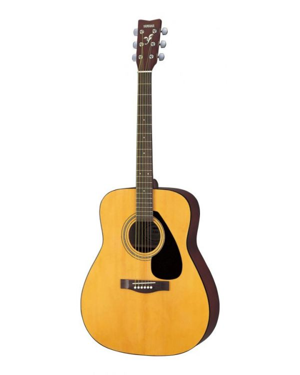 Yamaha F310 Acoustic Guitar Package Natural