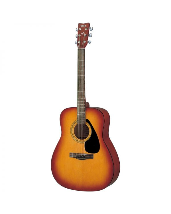 Yamaha F310 Acoustic Guitar Package Tobacco Brown Sunburst