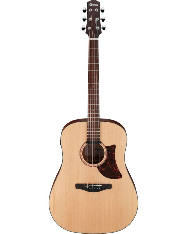 Ibanez AAD100E-OPN Advanced Electro Acoustic Guitar, Natural