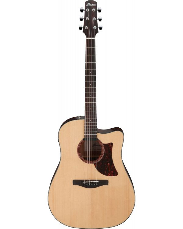 Ibanez AAD170CE-LGS Advanced Electro Acoustic Guitar, Natural