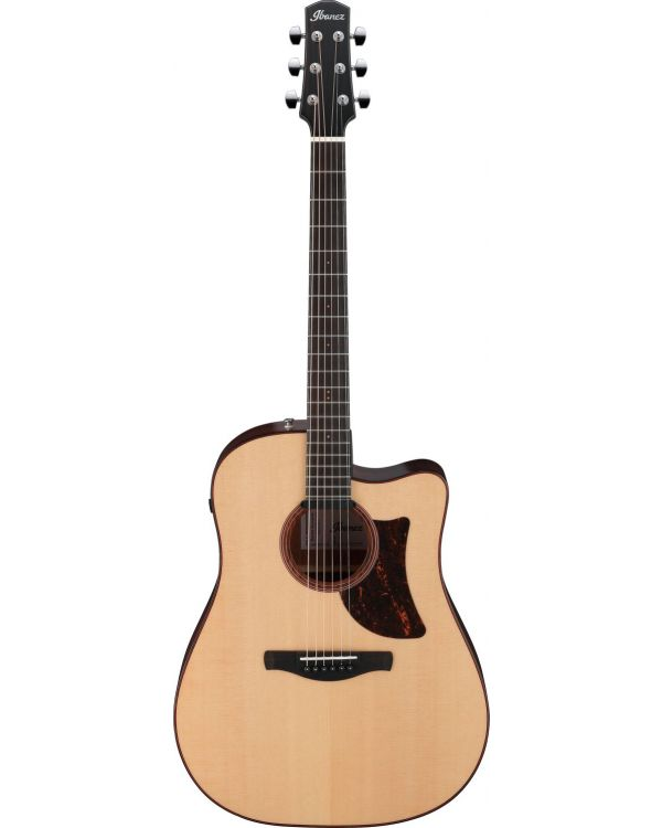 Ibanez AAD300CE-LGS Advanced Electro Acoustic Guitar, Natural