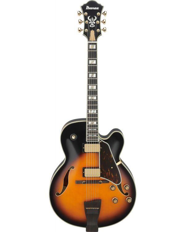Ibanez AF2000-BS Artstar Prestige AF Guitar, Brown Sunburst