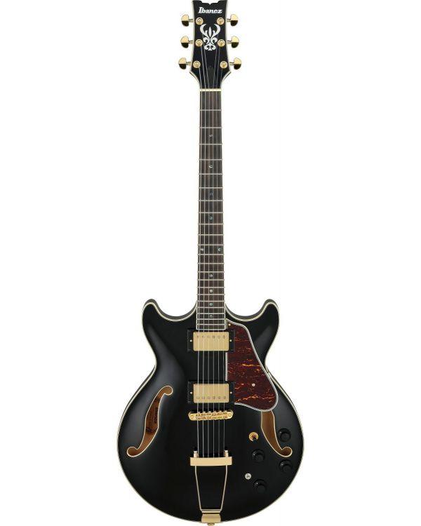 Ibanez AMH90-BK Artcore Expressionist Guitar, Black