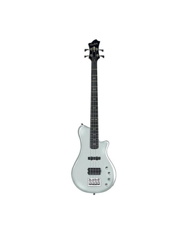 B-Stock Hagstrom Beluga III Electric Bass Guitar, White