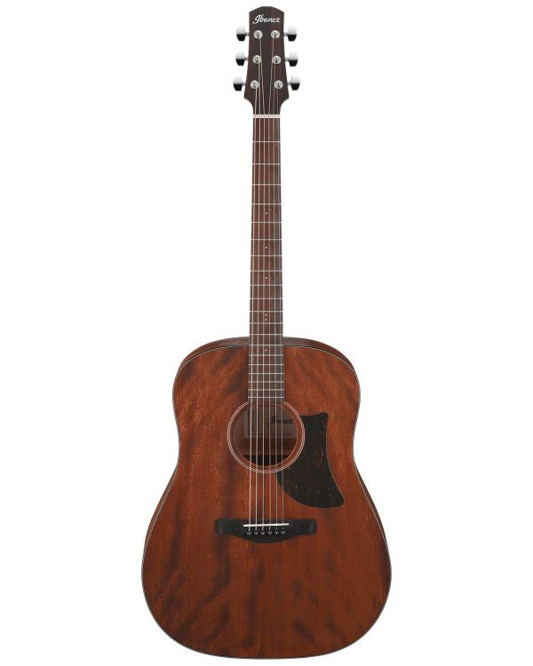 Ibanez AAD140-OPN Advanced Acoustic Guitar, Open Pore Natural