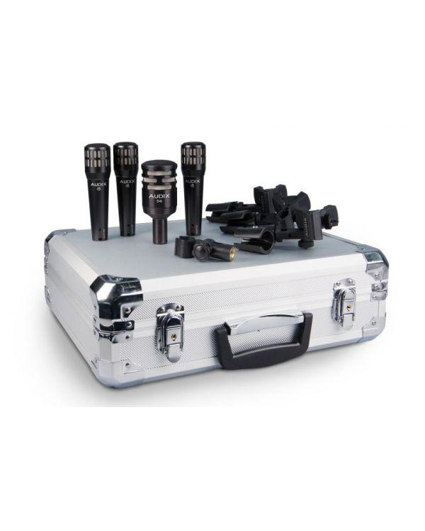 Audix DP4 Drum Kit Mic Set