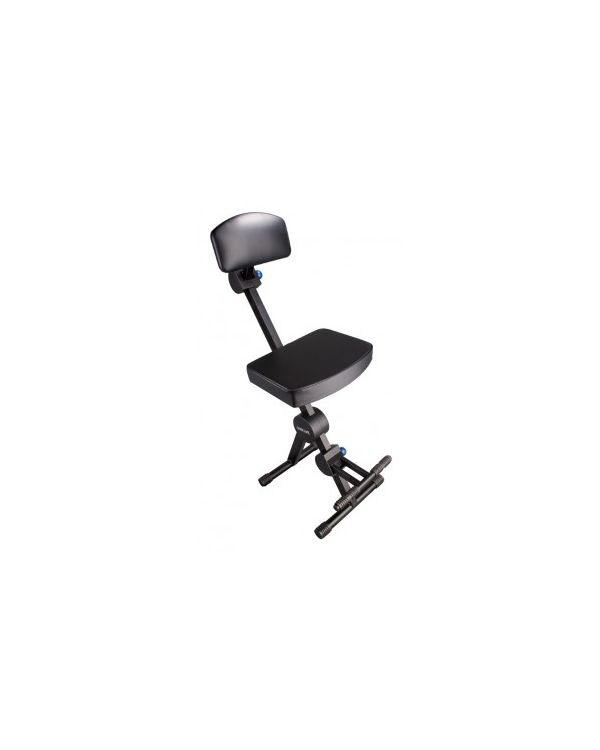 Quiklok DX-749 Height Adjustable Musicians Stool