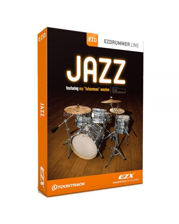 Toontrack EZXJ-103 EZX Jazz Expansion