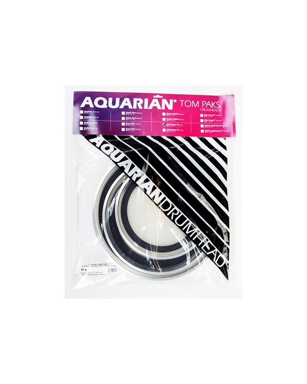 Aquarian Bonus Pack Drum Heads