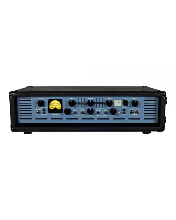 Ashdown ABM EVO IV 1200 Watt Bass Amplifier Head