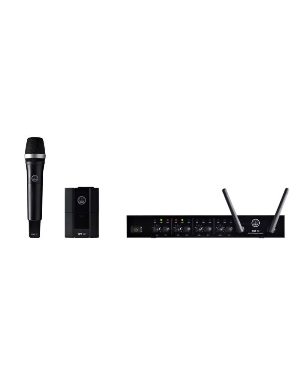 AKG DMS 70 Vocal AND Instrument Wireless SET