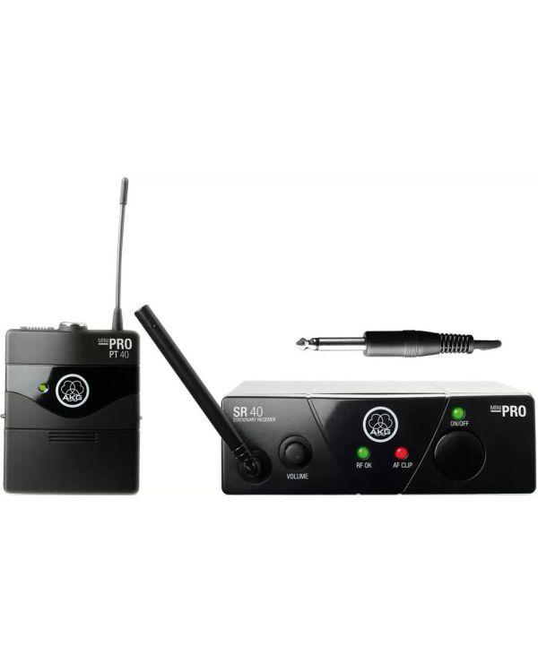 AKG WMS40 Mini Instrument Set - ISM1
