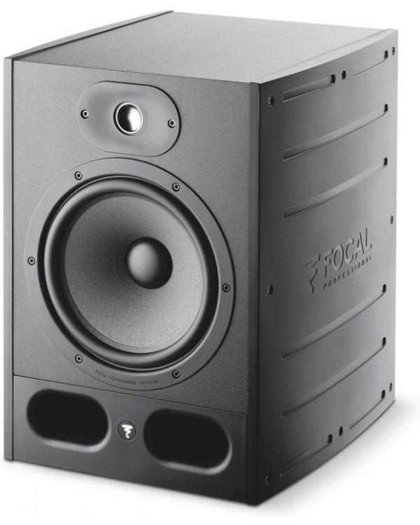 Focal Alpha 65 Active Studio Monitors (Each)