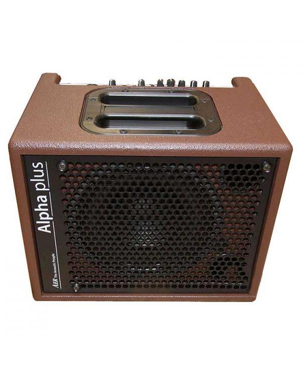 AER Alpha Plus Brown Acoustic Guitar Amplifier