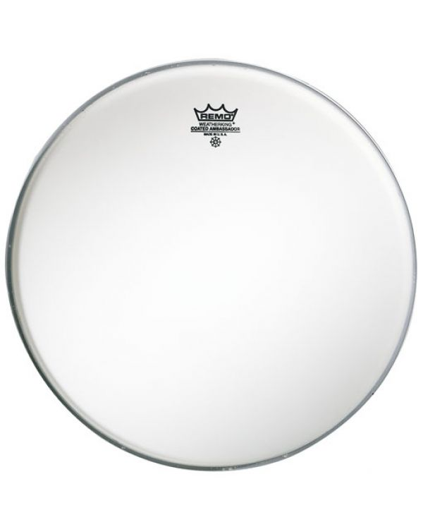 "Remo 10"" Ambassador Coated Tom / Snare Head"