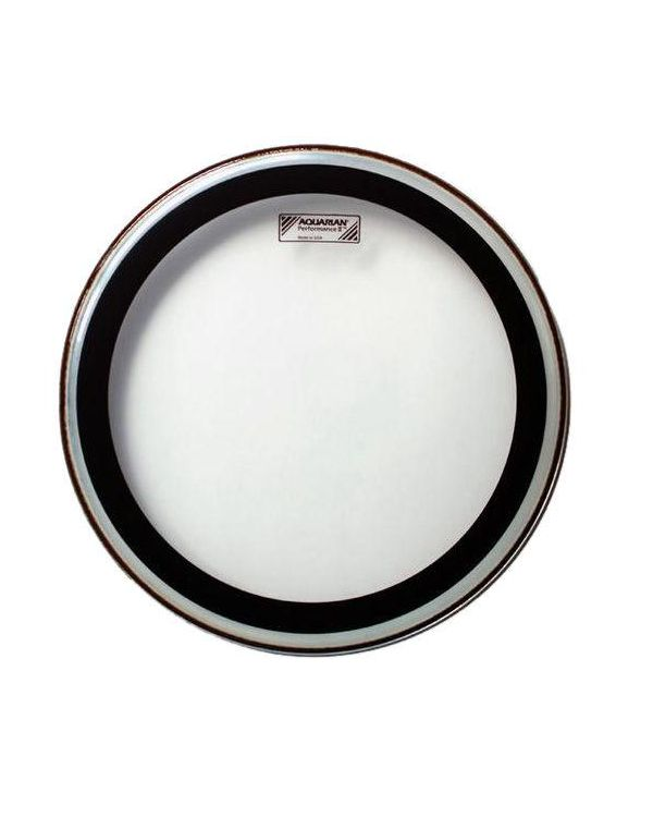 Aquarian Bass Narrow Impact 24 Drum Skin