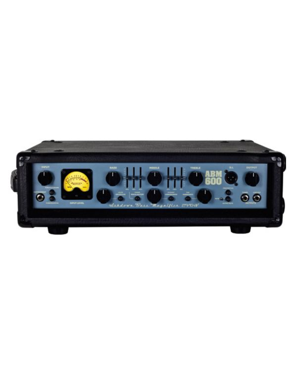 Ashdown ABM EVO IV 600 Watt Bass Amplifier Head