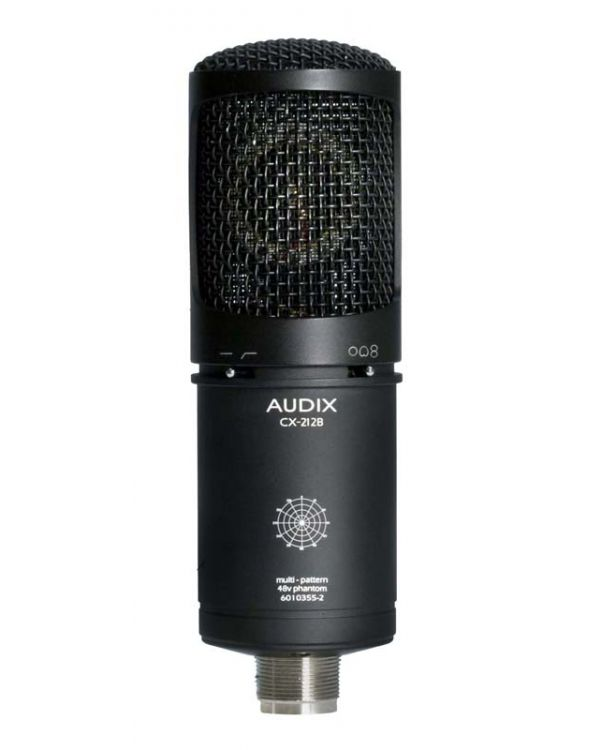 Audix CX-212B Large Dual Diaphragm Microphone