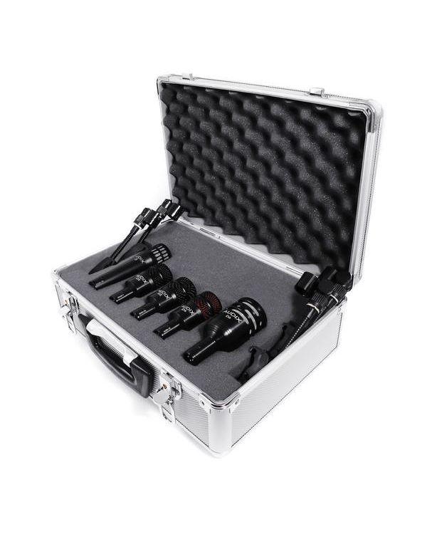 Audix DP-5A Set of 5 Drum Microphones