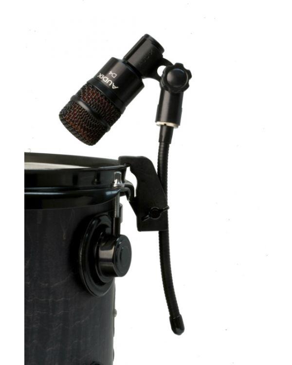 Audix DVICE Gooseneck Rim Mount Clip for Drum Mic