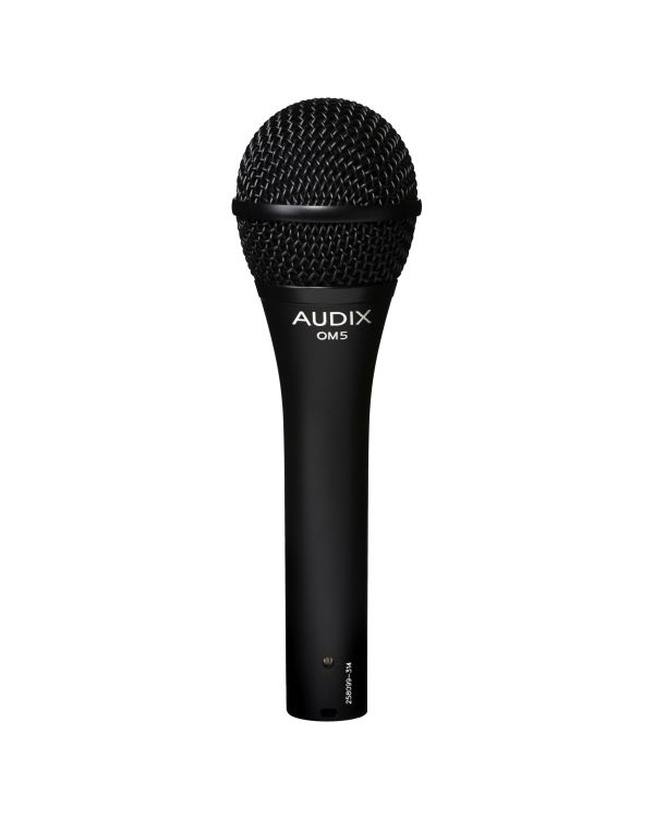 Audix OM5 Dynamic Vocal Microphone