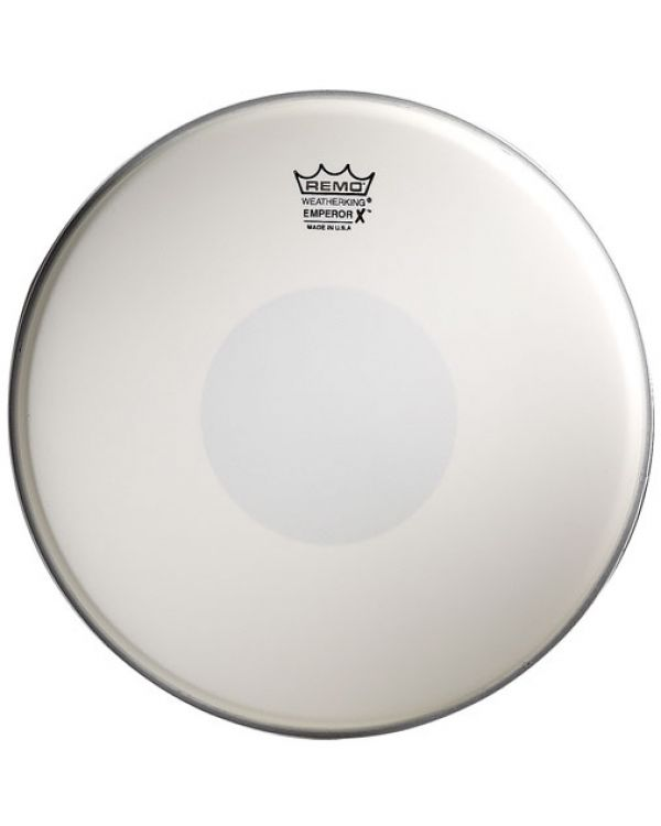 Remo 12 Inch Emperor X Coated