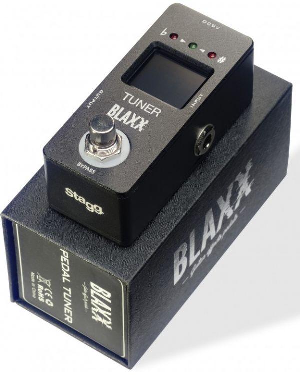 Blaxx BX-TUNER Tuner Pedal