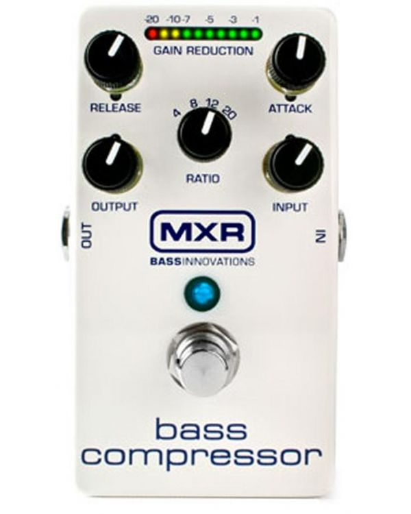 MXR M87 Bass Compressor Guitar Effects Pedal