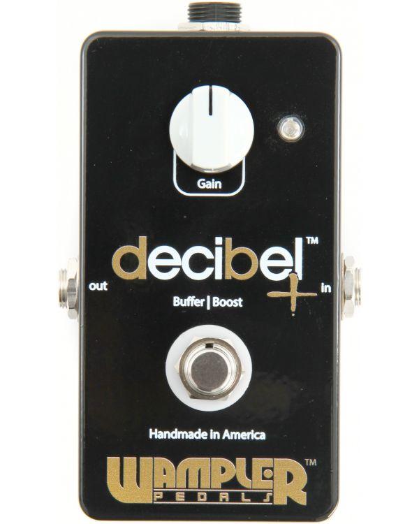 Wampler Decibel + Buffer / Boost Pedal
