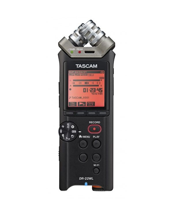 Tascam DR22 WL Digital Portable Recorder
