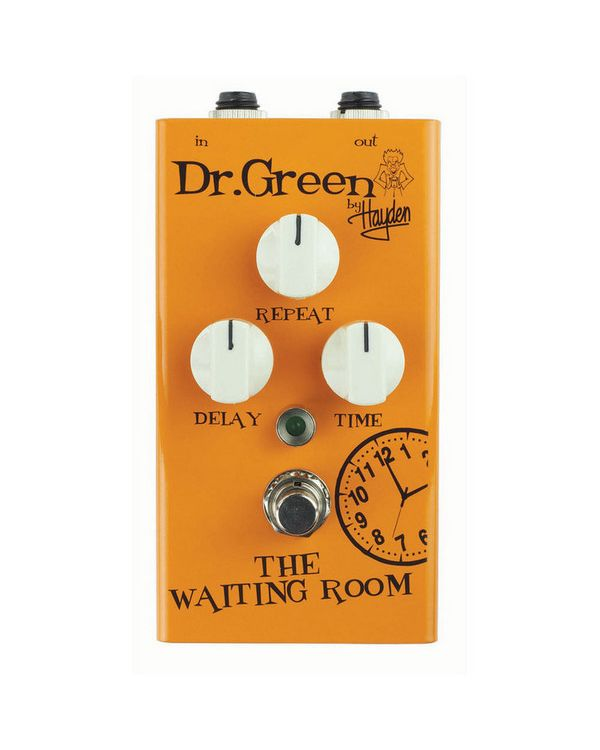 Dr. Green The Waiting Room Delay Pedal