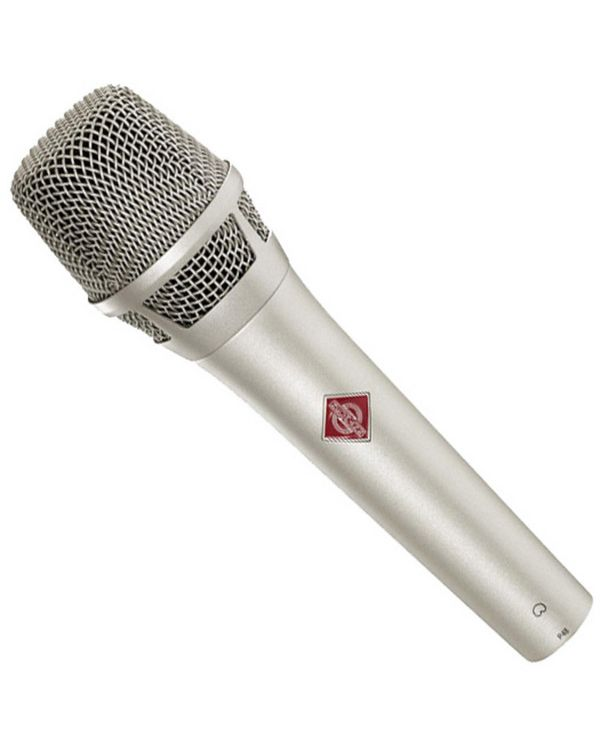 Neumann KMS 104 Plus Hand Held Live Condenser Microphone in Nickel