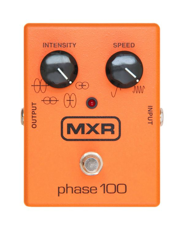 MXR M107 Phase 100 Guitar Effects Pedal