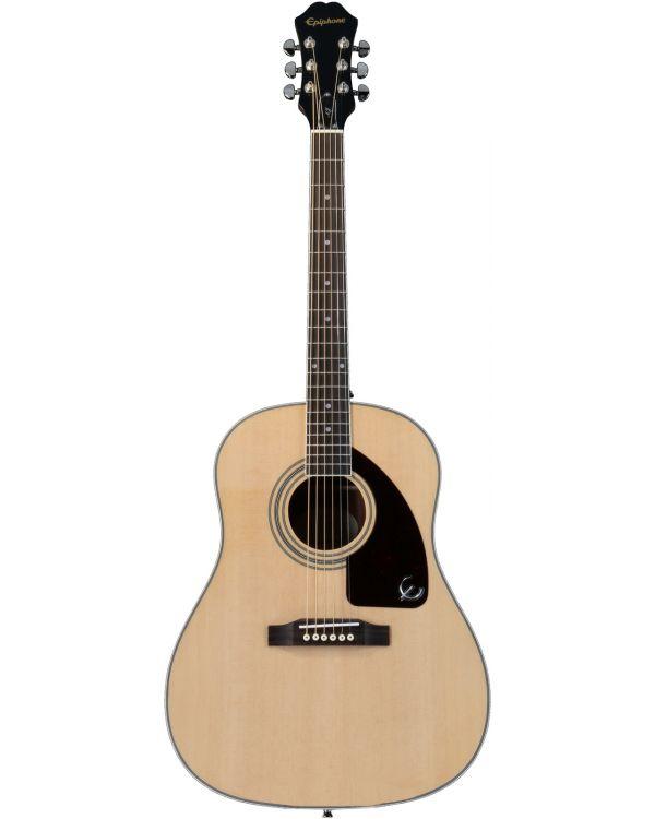 Epiphone AJ-220S Acoustic Guitar, Natural