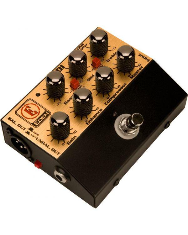 Eden WTDI World Tour Direct Box / Bass Preamp Pedal