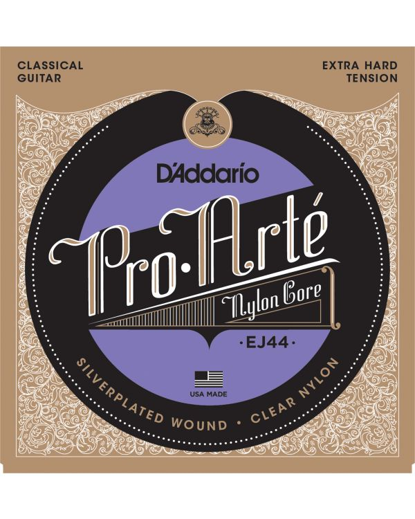 DAddario EJ44 Pro-Arte Nylon Classical Strings Extra Hard Tension
