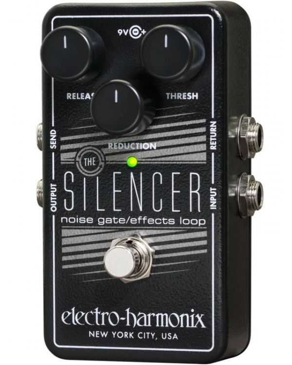 Electro-Harmonix Silencer Noise Gate / Effects Loop Pedal