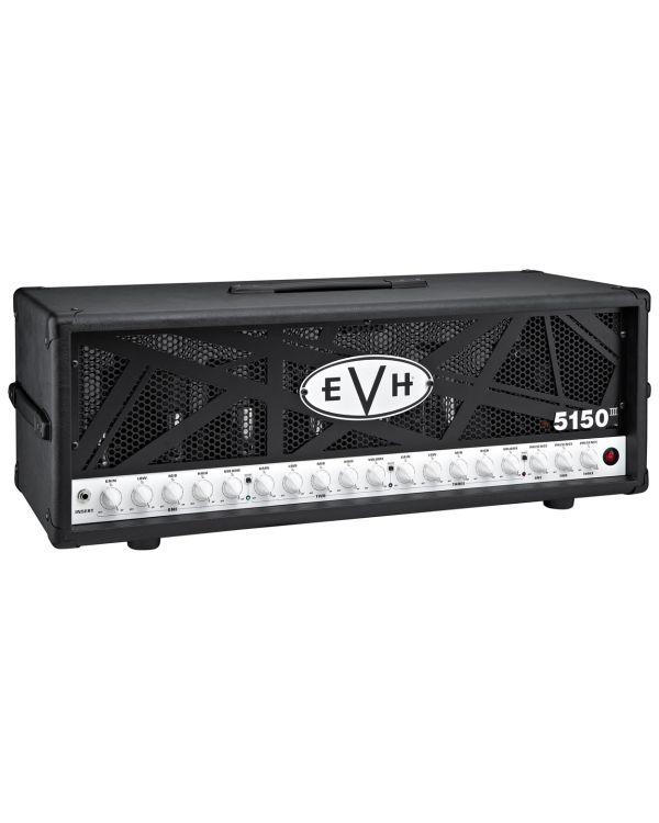 EVH 5150 III HD 100W Tube Guitar Amplifier Head in Black
