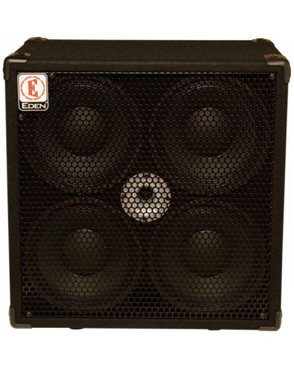 Eden EX410 Bass Guitar Speaker Cabinet (4 Ohms)