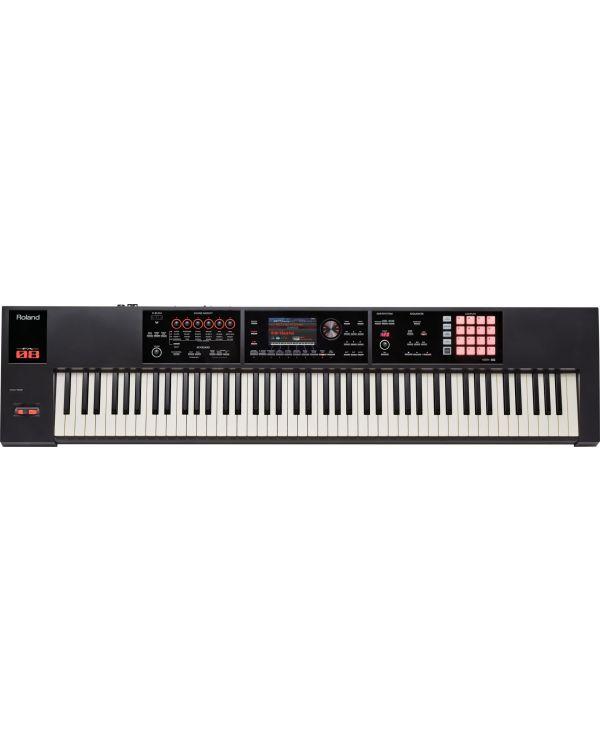 Roland Fantom FA-08 Music Synthesizer Workstation