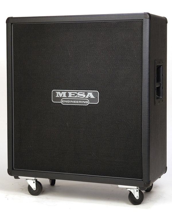 Mesa Boogie 4x12 Road King Rectifier Straight Cabinet