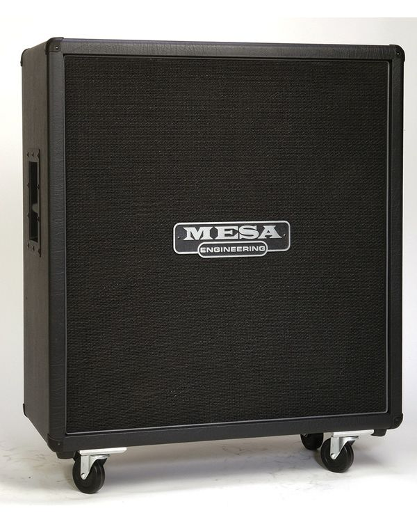 Mesa Boogie 4x12 Rectifier Standard Straight. Side Armour Cabinet